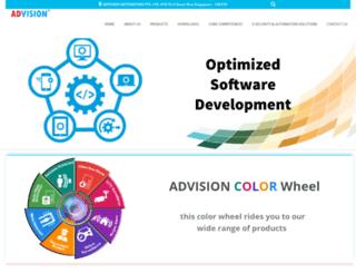 advisionworld.com screenshot