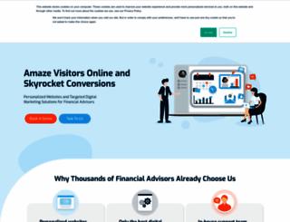 advisorwebsites.com screenshot