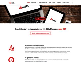 advocito.com screenshot