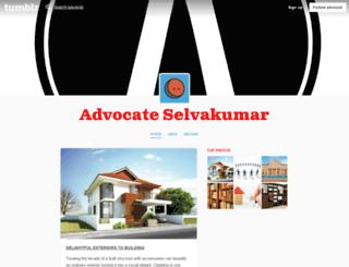 advossk.tumblr.com screenshot
