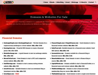 adwatcher.com screenshot