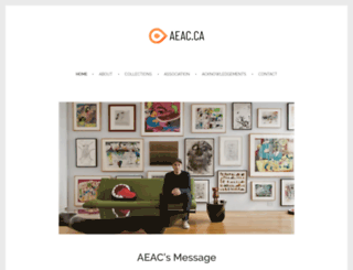 aeac.ca screenshot