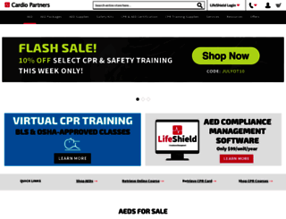 aed.com screenshot