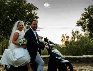 aeginaphotographer.com screenshot