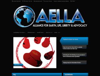 aella.org screenshot