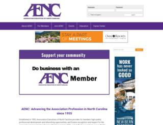 aencnet.org screenshot