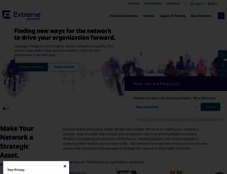 aerohive.com screenshot