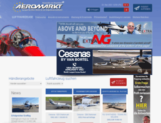 aeromarkt.net screenshot