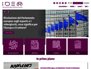 aesvi.it screenshot