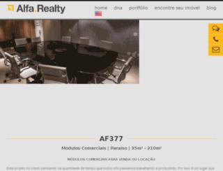 af377.com.br screenshot