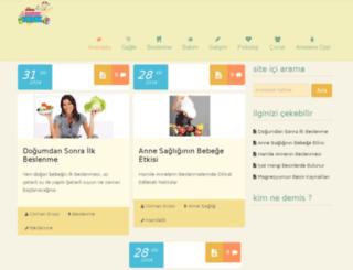 afacanbebek.com screenshot