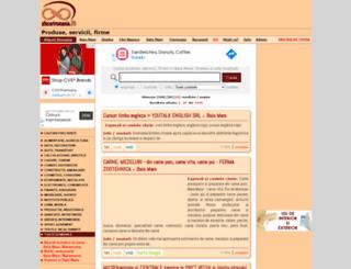 afaceriromania.ro screenshot
