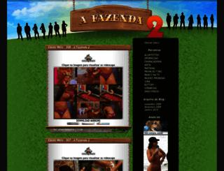 afazendabydino.blogspot.com screenshot