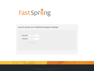 affiliate.fastspring.com screenshot