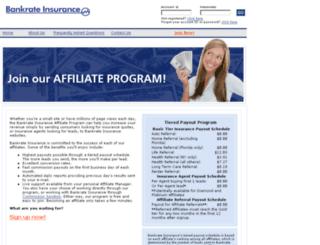 affiliate.insureme.com screenshot