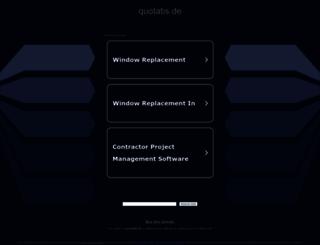 affiliate.quotatis.de screenshot
