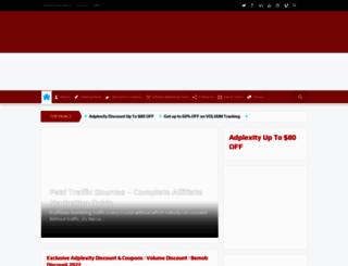 affiliateninjaclub.com screenshot
