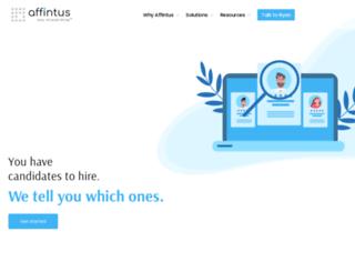 affintus.com screenshot