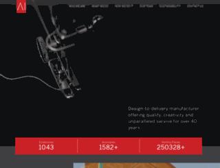 afflatusgroup.com screenshot