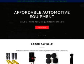 affordableautomotiveequip.net screenshot