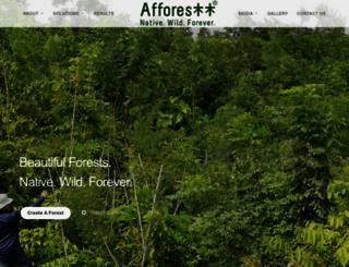 afforestt.com screenshot