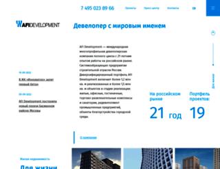 afi-development.com screenshot