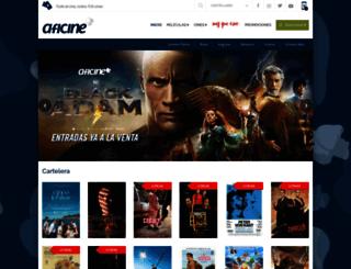 aficine.com screenshot