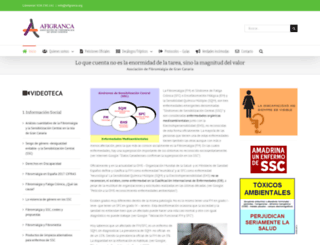 afigranca.org screenshot