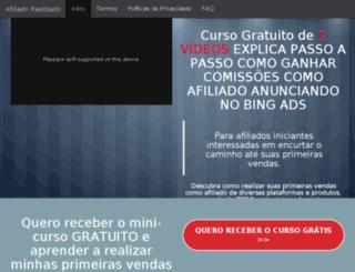 afiliadorealizado.com.br screenshot
