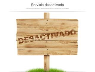 afimaconsulting.com screenshot