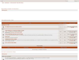afinsa.forogratis.es screenshot