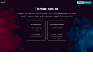 afl.tipmate.com.au screenshot