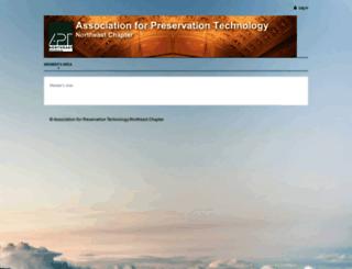 afptnc.wildapricot.org screenshot