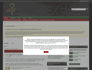 afraka.com screenshot