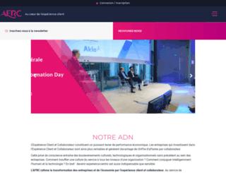 afrc.org screenshot