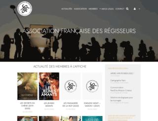 afrcinetv.org screenshot