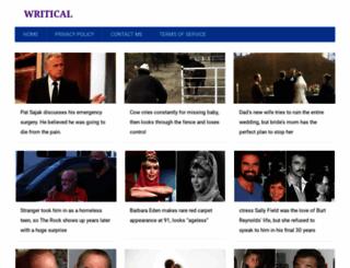 african.writical.com screenshot