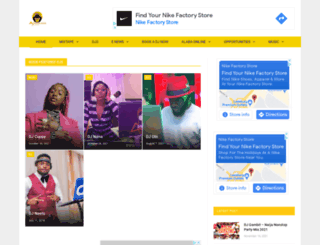 afromixx.com screenshot