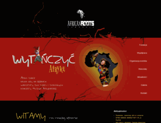afrykanskaszkola.pl screenshot