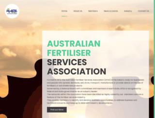 afsa.net.au screenshot