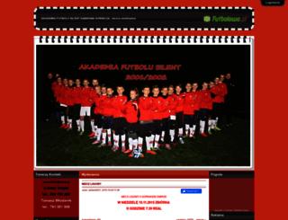afsilent2001.futbolowo.pl screenshot
