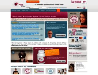 aftazen.com screenshot