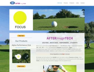 afterimagetech.com screenshot