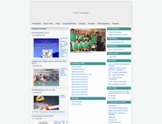 afvb.org screenshot