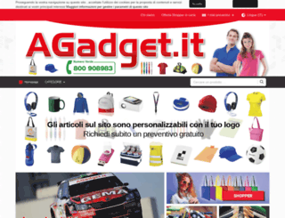 agadget.it screenshot