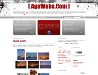 agawebs.com screenshot