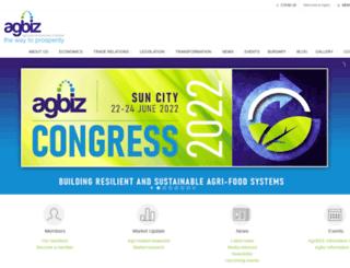 agbiz.co.za screenshot