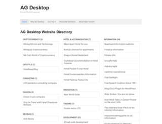 agdesktop.com screenshot