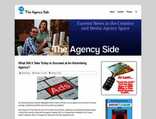 agencyside.net screenshot