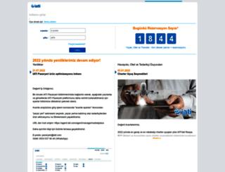 agent.iati.com.tr screenshot